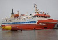 Рейсовый корабль MV Sarfaq Ittuk