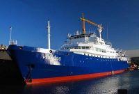 Теплоход MV Plancius
