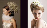 тенденции свадебных причёсок в 2010 году