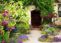 Эбби Хаус Гарденс (Abbey House Gardens)