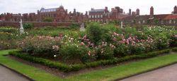 Хэмптон Корт  Гарденс (Hampton Court Gardens)