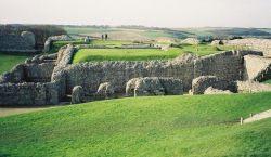 Олд Сарум, доисторическое поселение