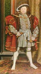 Генрих VIII, самый  известный из Тюдоров