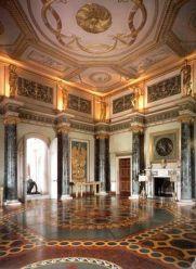 Античная комната в Сайон Хаус (Syon House)