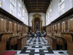 Часовня в Тринити-колледж (Кембридж)