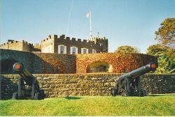 Замок Уолмер