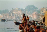 Священный для индусов Ганг