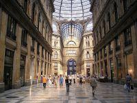 Неаполь, галерею Умберто