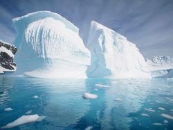 Пейзажи Антарктики неповторимы и бесконечно разнообразны